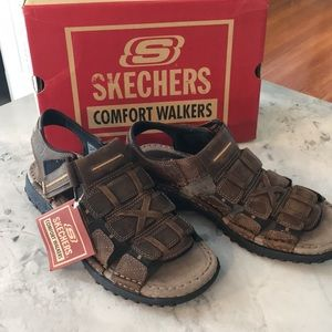 🆕Skechers comfort walkers men's sandals